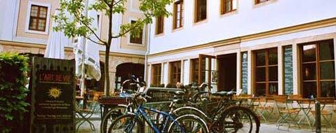 Barock und Szeneviertel