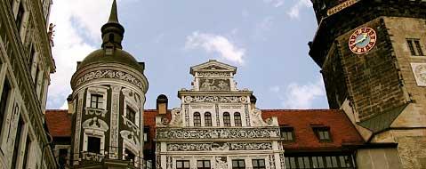 Dresdens Altstadt Führung