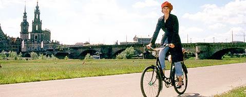 Dresden per Rad erleben