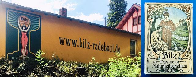 Auf den Spuren der Naturheil-Koryphäe Eduard Bilz